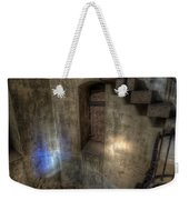 Church Stairs Above Weekender Tote Bag