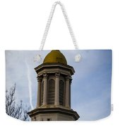 Church Steeple Nashville Weekender Tote Bag