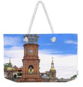 Church Steeples In Puerto Vallarta Weekender Tote Bag