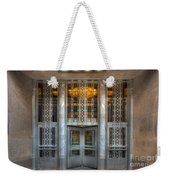 Church Street Post Office I Weekender Tote Bag by Clarence Holmes