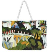 Churches Weekender Tote Bag