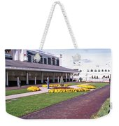 Churchill Downs Paddock Area Weekender Tote Bag