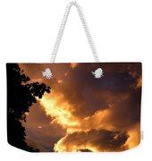 Churning Clouds 2 Weekender Tote Bag