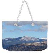 Cibola Mountains Weekender Tote Bag