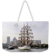 Cigar City Sailing Weekender Tote Bag