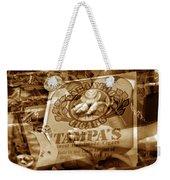 Cigars 7 Weekender Tote Bag