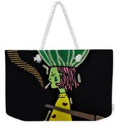Cigs And Thoughts Weekender Tote Bag