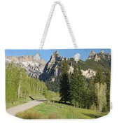 Cimarron Country Weekender Tote Bag by Eric Glaser