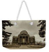 Cincinnati Observatory Weekender Tote Bag
