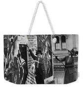 Cincinnati: Suffragettes Weekender Tote Bag