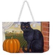 Cinder The Cat Weekender Tote Bag