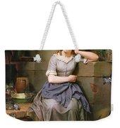 Cinderella And The Birds Weekender Tote Bag