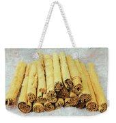 Cinnamon Sticks Weekender Tote Bag
