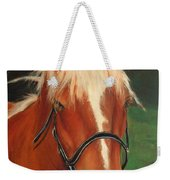 Cinnamon The Horse Weekender Tote Bag