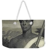 Cinque, The Chief Of The Amistad Captives Weekender Tote Bag