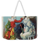 Cirage Jacquot And Cie - Vintage French Advertising Poster Weekender Tote Bag