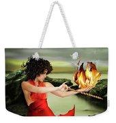 Circe, Greek Mythological Goddess Weekender Tote Bag
