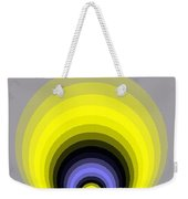 Circle I Weekender Tote Bag