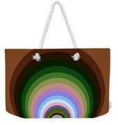 Circle II Weekender Tote Bag