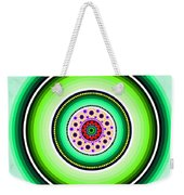 Circle Motif 229 Weekender Tote Bag