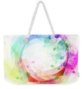 Circle Of Life Weekender Tote Bag