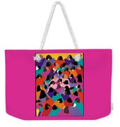 Circle Of Promise Weekender Tote Bag