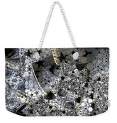 Circles And Stars Weekender Tote Bag