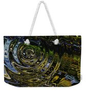 Circles And Swirls Weekender Tote Bag