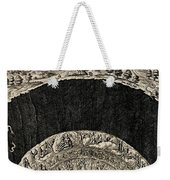 Circles Of Hell And Limbo, Jan Wierix Weekender Tote Bag