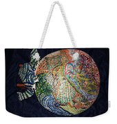 Circles Of Understanding Weekender Tote Bag