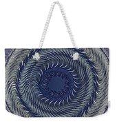 Circular Abstract 9 Weekender Tote Bag