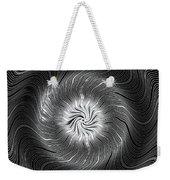 Circular Abstract Art 7 Weekender Tote Bag