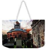 Circular Church Weekender Tote Bag