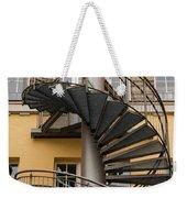 Circular Staircase Weekender Tote Bag