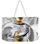 Circumvoluted Abstract Weekender Tote Bag