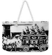 Circus Bandwagon, 1900 Weekender Tote Bag