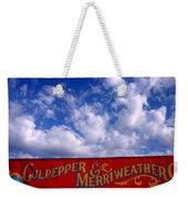 Circus Day Weekender Tote Bag