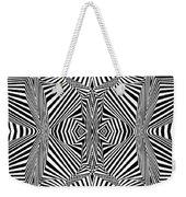 Circus Stripes Weekender Tote Bag