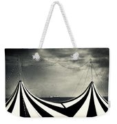 Circus With Distant Ships Weekender Tote Bag
