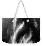 Cirrus Clouds Nature Patterns Weekender Tote Bag