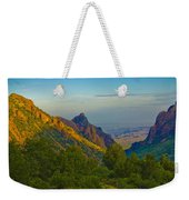 Chiscos Mountain Park Weekender Tote Bag