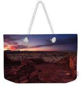 Citadel Sunset Weekender Tote Bag