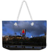 Citgo Sign Weekender Tote Bag