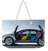 Citroen Hypnos Interior Weekender Tote Bag