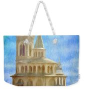 Citta Alta From Above Weekender Tote Bag by Jeff Kolker