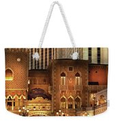City - A Touch Of Sicily Weekender Tote Bag