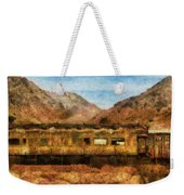 City - Arizona - Desert Train Weekender Tote Bag