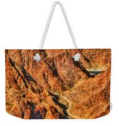 City - Arizona - Grand Canyon - A Look Into The Abyss Weekender Tote Bag