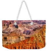 City - Arizona - Grand Canyon - Kabob Trail Weekender Tote Bag