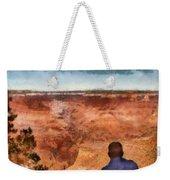 City - Arizona - Grand Canyon - The Vista Weekender Tote Bag